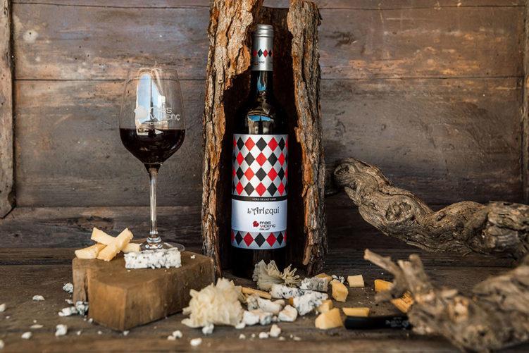 vino negro crianza tarragona