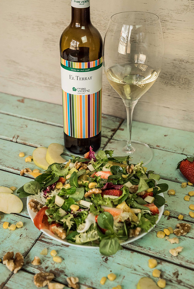 El Terrat Vi blanc