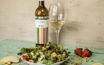 Maridatges amb vi blanc: El Terrat i el Dent de Lleó