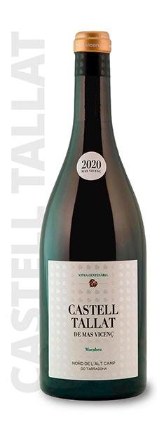 Comprar online vi blanc | Castell Tallat