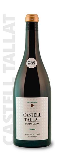 Castell Tallat - Vino Tinto 2020
