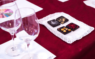 Chocolat et vin, darnière édition de l'année